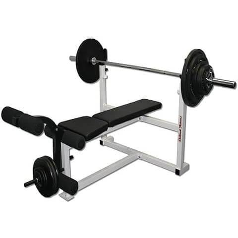 banco de pesas