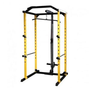 Power Rack jaula de potencia