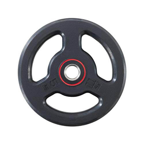 Ownlife 3 Discos de pesas 28 mm, 5 kg / 10 kg / 20 kg