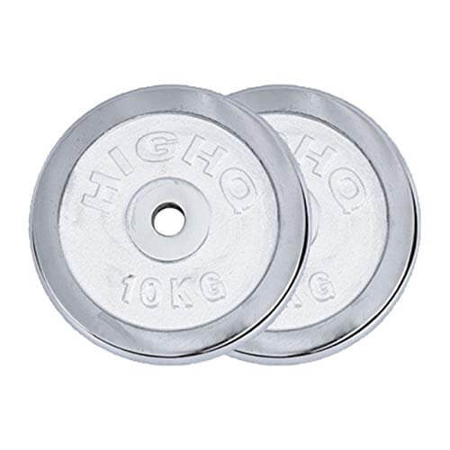 XZZ Discos De Hierro Fundido, Placa De Contrapeso De Φ29 / 30 Mm, Opciones De Peso 2,5 Kg, 5 Kg, 7,5 Kg, 10 Kg, 15 Kg, 20 Kg, Se Venden por Pares