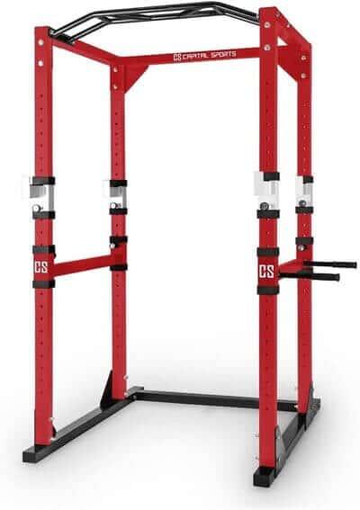 4 CapitalSports Tremendour - Power Rack