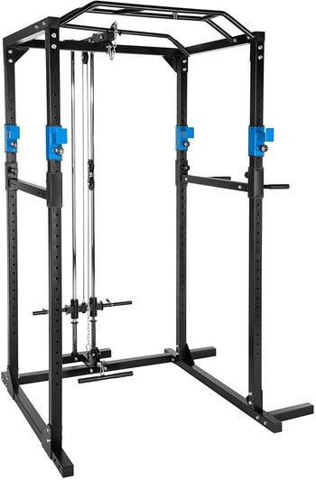 1 TecTake Multiestación de Fitness para Entrenamiento