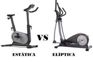Bicicleta estática o elíptica ¿Qué es mejor?
